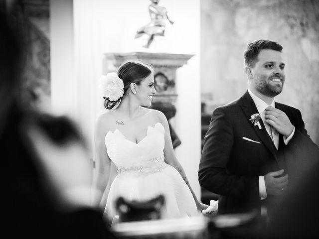 Il matrimonio di Alessandro e Giulia a Viterbo, Viterbo 49