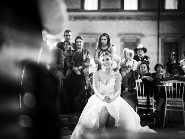 Il matrimonio di Alessandro e Giulia a Viterbo, Viterbo 54