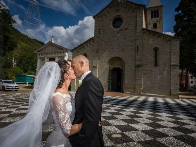 Il matrimonio di Mauro e Silvia a Genova, Genova 56