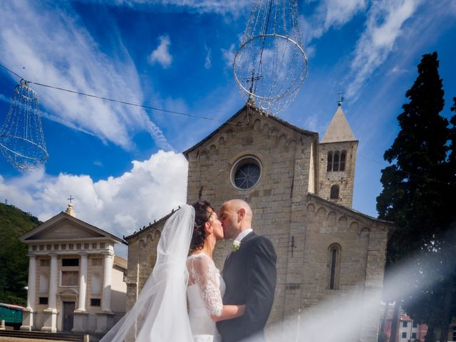 Il matrimonio di Mauro e Silvia a Genova, Genova 58