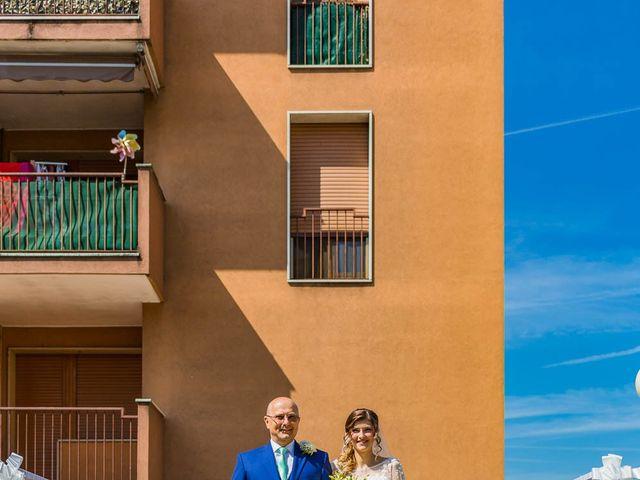 Il matrimonio di Alessandro e Ilaria a Gandosso, Bergamo 34