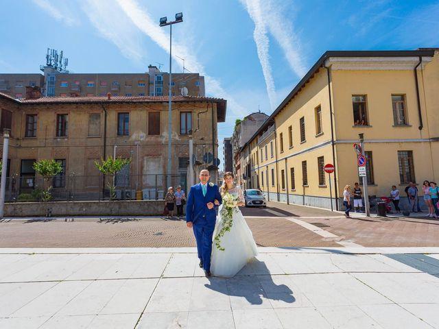 Il matrimonio di Alessandro e Ilaria a Gandosso, Bergamo 39