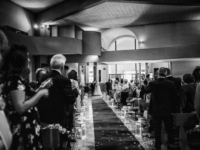 Il matrimonio di Alessandro e Ilaria a Gandosso, Bergamo 41