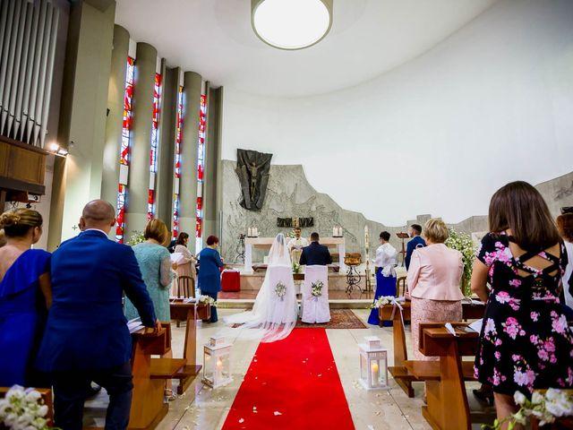 Il matrimonio di Alessandro e Ilaria a Gandosso, Bergamo 42