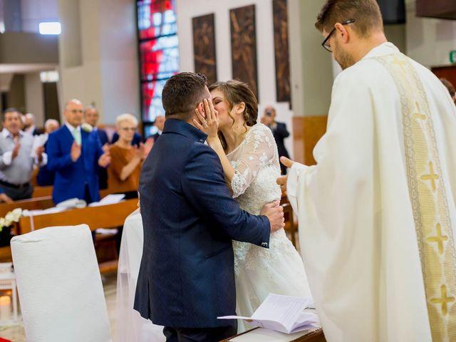 Il matrimonio di Alessandro e Ilaria a Gandosso, Bergamo 52