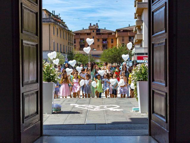 Il matrimonio di Alessandro e Ilaria a Gandosso, Bergamo 53