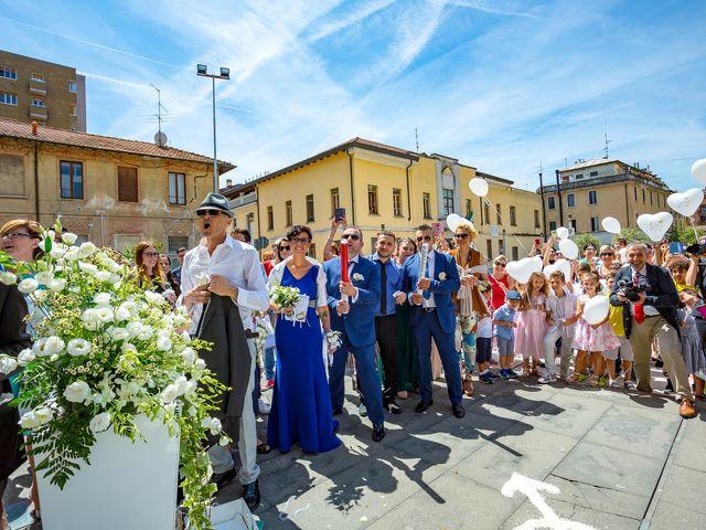 Il matrimonio di Alessandro e Ilaria a Gandosso, Bergamo 54
