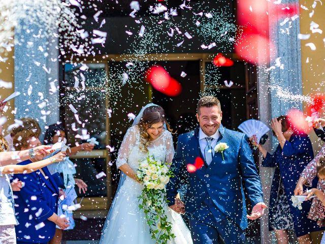 Il matrimonio di Alessandro e Ilaria a Gandosso, Bergamo 55