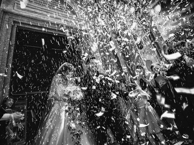 Il matrimonio di Alessandro e Ilaria a Gandosso, Bergamo 56