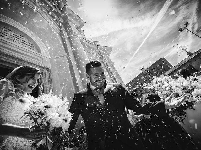 Il matrimonio di Alessandro e Ilaria a Gandosso, Bergamo 57