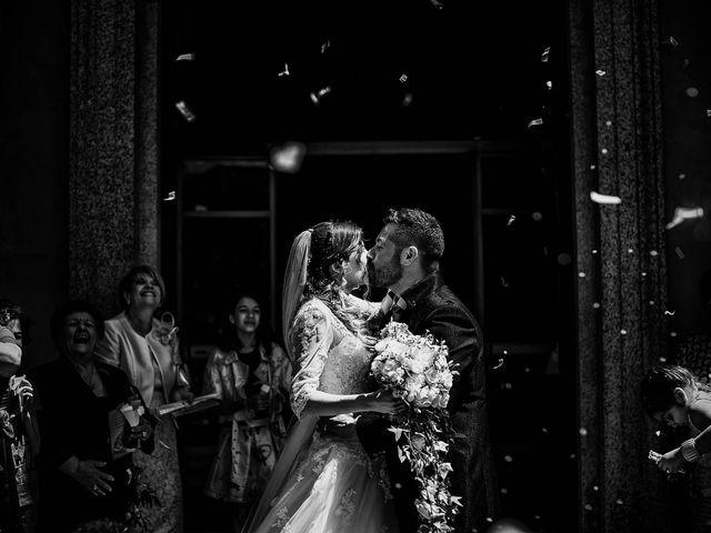 Il matrimonio di Alessandro e Ilaria a Gandosso, Bergamo 58