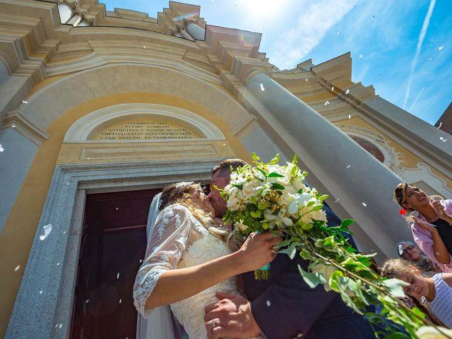 Il matrimonio di Alessandro e Ilaria a Gandosso, Bergamo 60
