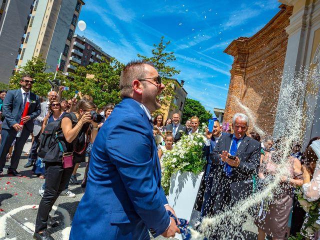 Il matrimonio di Alessandro e Ilaria a Gandosso, Bergamo 62