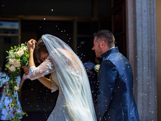 Il matrimonio di Alessandro e Ilaria a Gandosso, Bergamo 63