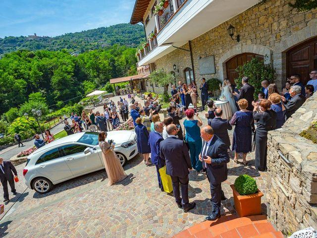 Il matrimonio di Alessandro e Ilaria a Gandosso, Bergamo 72