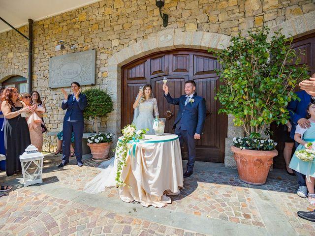 Il matrimonio di Alessandro e Ilaria a Gandosso, Bergamo 73