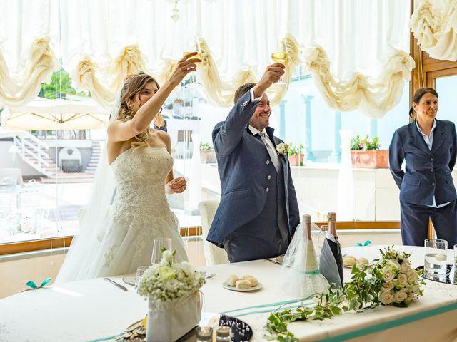 Il matrimonio di Alessandro e Ilaria a Gandosso, Bergamo 78