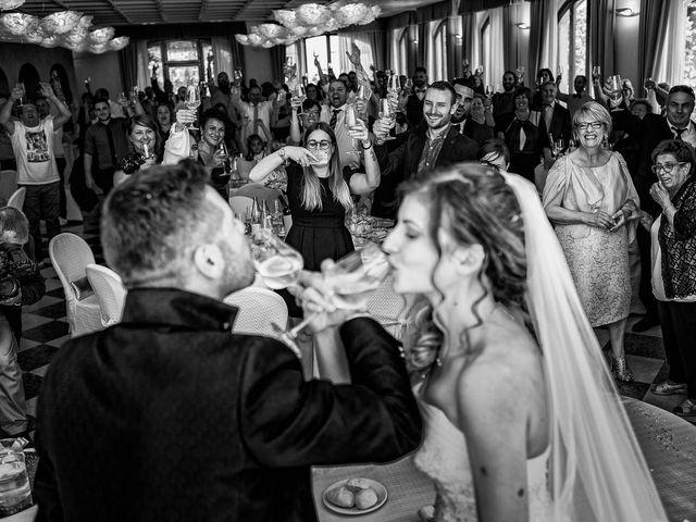 Il matrimonio di Alessandro e Ilaria a Gandosso, Bergamo 79