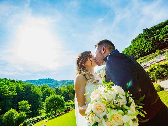 Il matrimonio di Alessandro e Ilaria a Gandosso, Bergamo 82
