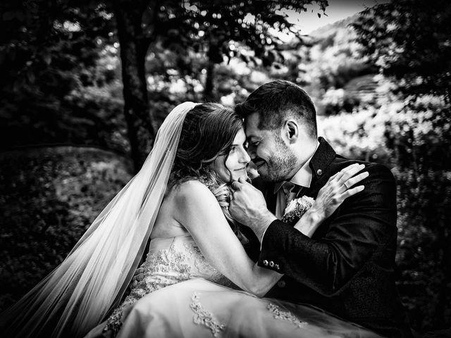 Il matrimonio di Alessandro e Ilaria a Gandosso, Bergamo 105