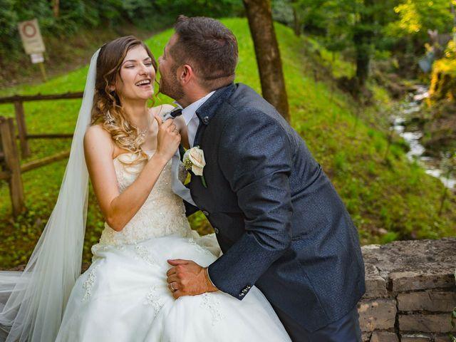 Il matrimonio di Alessandro e Ilaria a Gandosso, Bergamo 107