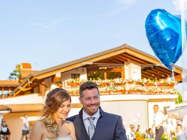 Il matrimonio di Alessandro e Ilaria a Gandosso, Bergamo 110