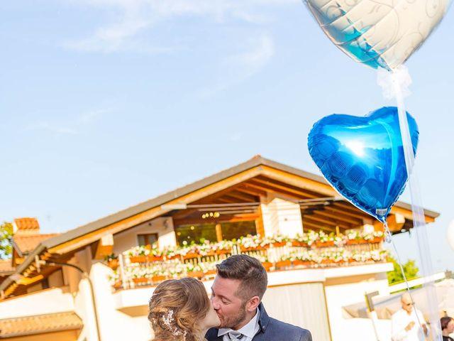 Il matrimonio di Alessandro e Ilaria a Gandosso, Bergamo 111