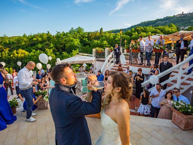 Il matrimonio di Alessandro e Ilaria a Gandosso, Bergamo 119