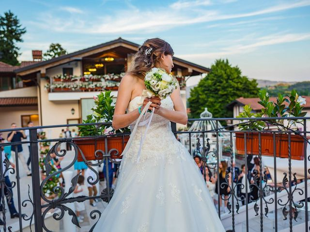 Il matrimonio di Alessandro e Ilaria a Gandosso, Bergamo 136