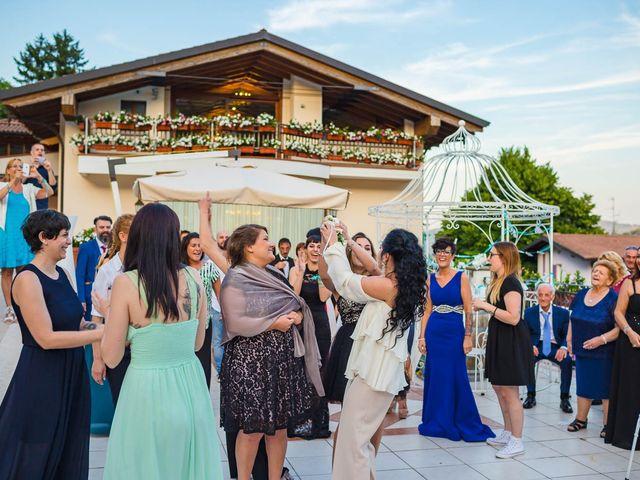 Il matrimonio di Alessandro e Ilaria a Gandosso, Bergamo 137