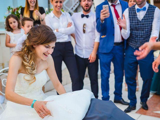 Il matrimonio di Alessandro e Ilaria a Gandosso, Bergamo 139