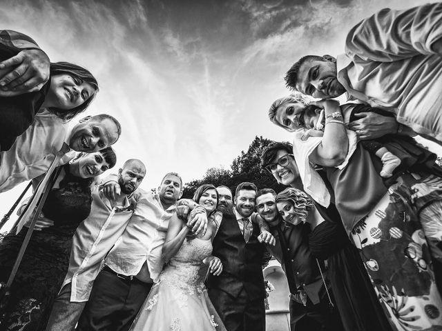 Il matrimonio di Alessandro e Ilaria a Gandosso, Bergamo 149