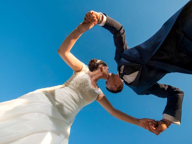Il matrimonio di Manuel e Sara a Trevignano Romano, Roma 7