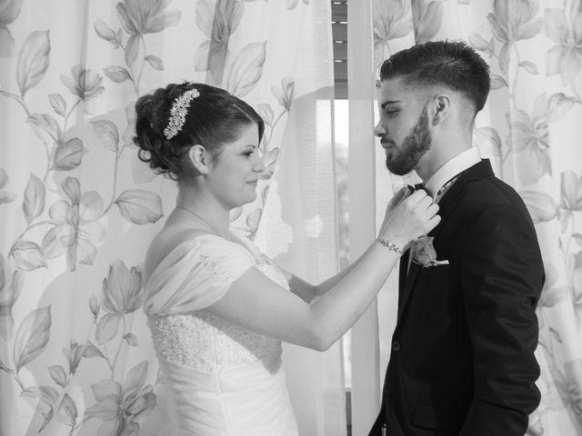 Il matrimonio di Manuel e Sara a Trevignano Romano, Roma 18
