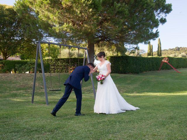 Il matrimonio di Manuel e Sara a Trevignano Romano, Roma 23
