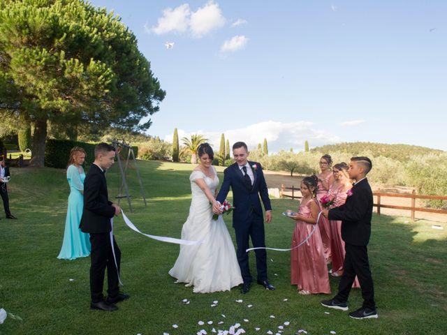 Il matrimonio di Manuel e Sara a Trevignano Romano, Roma 24