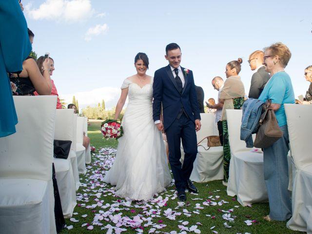 Il matrimonio di Manuel e Sara a Trevignano Romano, Roma 25