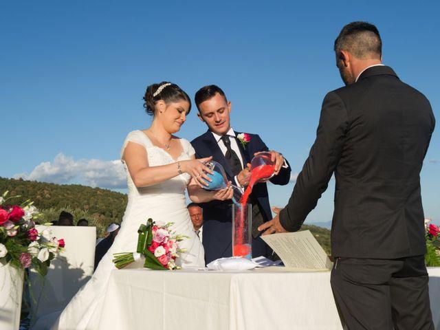 Il matrimonio di Manuel e Sara a Trevignano Romano, Roma 26