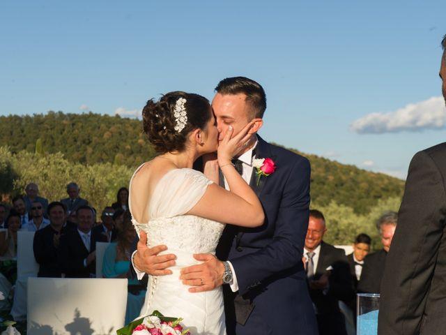 Il matrimonio di Manuel e Sara a Trevignano Romano, Roma 27