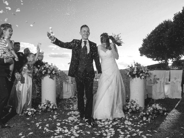 Il matrimonio di Manuel e Sara a Trevignano Romano, Roma 29