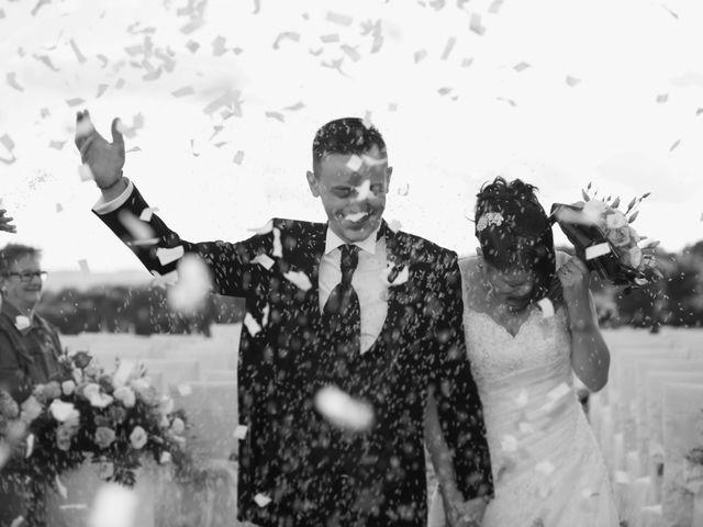 Il matrimonio di Manuel e Sara a Trevignano Romano, Roma 37