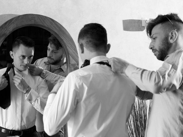 Il matrimonio di Manuel e Sara a Trevignano Romano, Roma 43