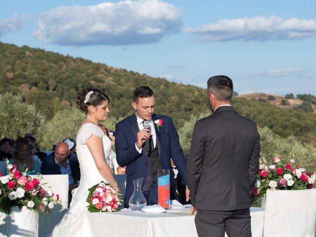 Il matrimonio di Manuel e Sara a Trevignano Romano, Roma 64