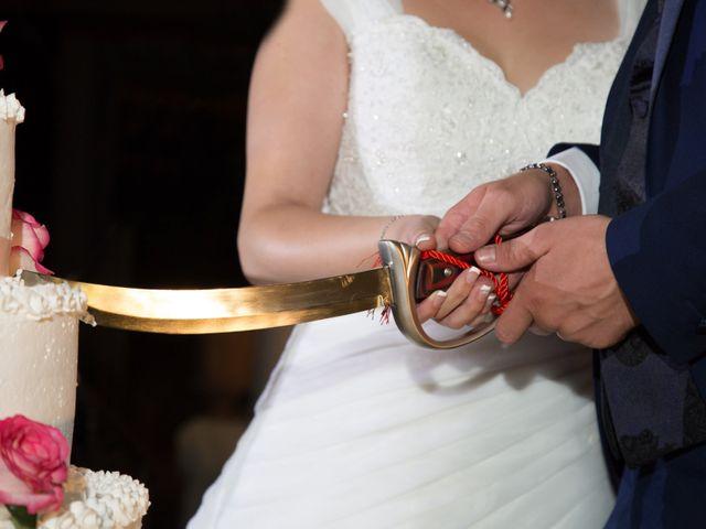 Il matrimonio di Manuel e Sara a Trevignano Romano, Roma 81