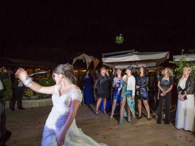 Il matrimonio di Manuel e Sara a Trevignano Romano, Roma 86