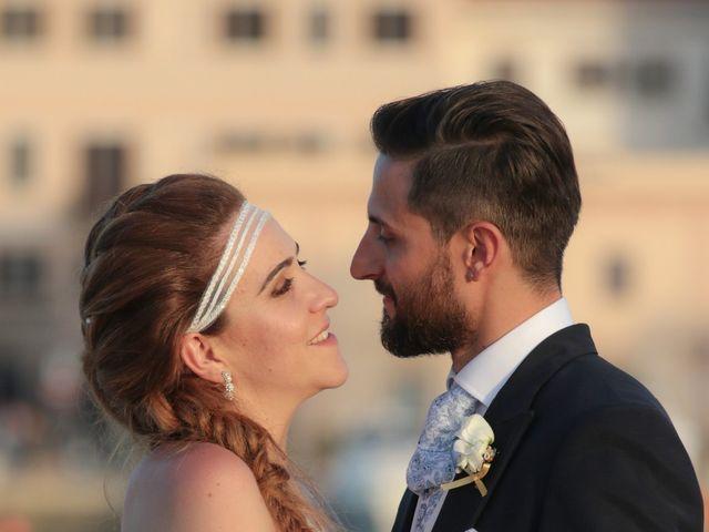 Le nozze di Toni e Luca