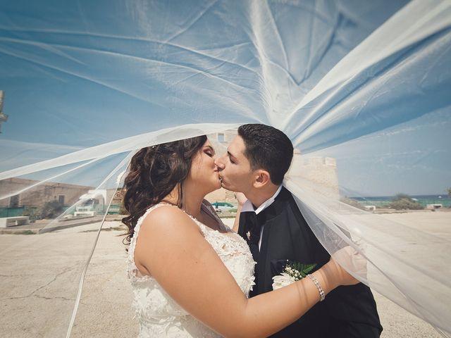 Il matrimonio di Michelle e Simone a Carlentini, Siracusa 19