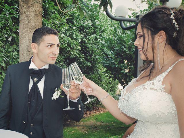 Il matrimonio di Michelle e Simone a Carlentini, Siracusa 20