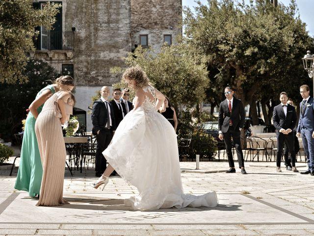 Il matrimonio di Giuseppe e Antonella a Ceglie Messapica, Brindisi 13
