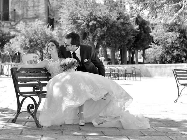 Il matrimonio di Giuseppe e Antonella a Ceglie Messapica, Brindisi 15